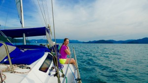 Sailing in Thailand for 16 Euro/day! Photo Credit: uzanne Van Der Veeken, oceanxploration.com
